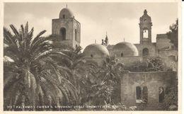 Italie -  Sicilia - Palermo - Chiesa S. Giovanni - Degli Eremiti - Palermo