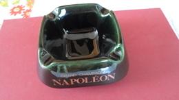 CENDRIER  CHAMPAGNE NAPOLEON   *** *  RARE     ******  A   SAISIR ****** - Ashtrays
