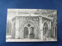 Monasterlo De Santas Creus, Claustro Principal, Tempete Del Patio - Corrida