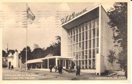 Bruxelles - CPA - Brussel - Exposition 1935 - Pavillon De La Finlande - Wereldtentoonstellingen