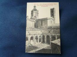 Monasterlo De Santas Creus Visita Exterior Del Claustor Principal Y Campanarios - Corrida