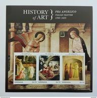 Grenada 2013** Klb.6562-64. History Of Art. Fra Angelico MNH [14;66] - Kunst