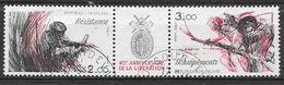 Francia 1984 40° Anniversario Della Liberazione. Serie Completa Usata - Francia