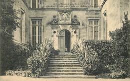 33 CABARA PORTE PRINCIPALE CHATEAU BLAGNAC - France