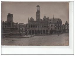 SAINT QUENTIN - CARTE PHOTO - Très Bon état - Saint Quentin