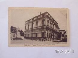 Vicenza. - Palazzo Thiene, Ora Bonni. - Vicenza