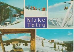 (SL51)  NIZKE TATRY. HOTEL PARTIZAN - Eslovaquia