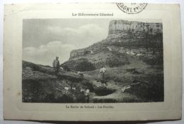 LES FOUILLES - LA ROCHE DE SOLUTRÉ - Macon