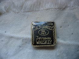 Pin's Whiskey Jack Daniel's, 7 Ans D'age. Tennessee Whiskey - Beverages