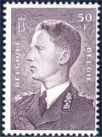 198 Belgium Baudoin Beaudoin 50F MNH ** Neuf SC (BEL-123a) - Belgium