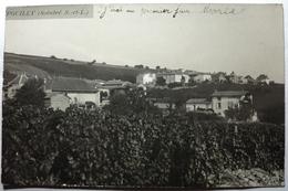 CARTE PHOTO - SOLUTRÉ - POUILLY - Autres Communes