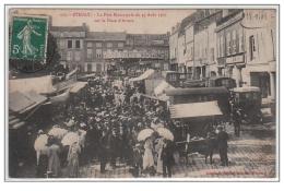 STENAY : La Fête Municipale De 1907 - Bon état (un Léger Pli D'angle) - Unclassified