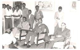 République Démocratique Du Congo - Général Chef Kalamba - Retour Tananarive - Cartes Postales