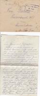 Feldpostbrief Mit Inhalt - K.u.k. Res. Spital St. Pölten - 1. WK (35675) - 1850-1918 Imperium