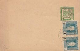 K.u.k. Feldpost - Ganzsache Mit Zusatzfrankatur - Gestempelt - 1918 (35677) - 1850-1918 Imperium