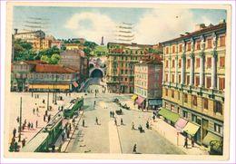 M6620 FRIULI VENEZIA GIULIA Trieste 1949 VIAGGIATA - Trieste