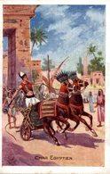 CHROMO  PHARMACIE MODERNE R. GIBERTON  CHABLIS CHAR EGYPTIEN - Chromos
