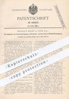 Original Patent - Nicolaus Bálint , Györ , Ungarn , 1903 , Mittelbufferkupplung | Buffer - Kupplung | Eisenbahn | Zug - Documenti Storici