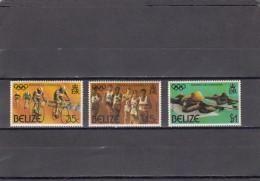 Belice Nº 365 Al 367 - Belice (1973-...)