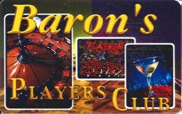 Eltron Card Printer / Zebra Technologies - Sample Card - Casino Cards