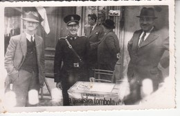 2739    AK  SLOVENIJA    ORMOŽ--LJUTOMER  GASILSKA  TOMBOLA  1939 - Slowenien
