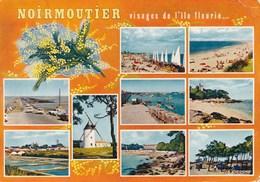 ILE DE NOIRMOUTIER MULTIVUES (dil386) - Noirmoutier
