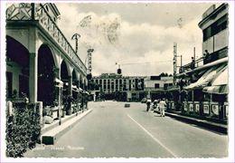 M6734 VENETO Jesolo Lido Venezia Viaggiata 1958 Manca Francobollo - Altre Città