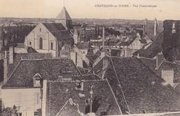 CHATILLON SUR INDRE - Vue Panoramique - France
