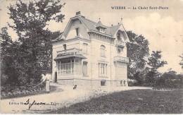 62 - WIERRE ( EFFROY ) : Le Chalet SAINT PIERRE - CPA Village ( 800 Habitants ) - Pas De Calais - France