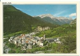 BIELSA HUESCA VISTA GENERAL FONDO VALLE PINETA - Huesca