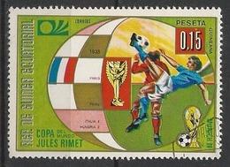 LSJP GUINE SOCCER WORLD CUP GERMANY 1974 - Coppa Del Mondo