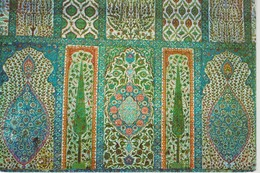 (TQ119) ISTANBUL. THE BLUE MOSQUE. TURKISH PORCELAIN ... UNUSED - Turquia