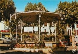 VIC FEZENSAC  Le Kiosque à Musique  50 (scan Recto-verso)MA2285Ter - Vic-Fezensac