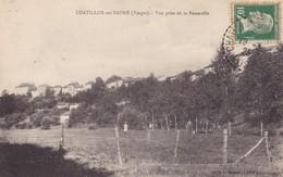 CHATILLON SUR SAONE - Vue Prise De La Passerelle - Autres Communes