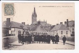 CHATEAUBOURG - VUE PRISE DU PONT - 35 - Andere Gemeenten