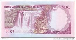 SAINT THOMAS & PRINCE P. 63 500 D 1993 UNC - Sao Tome And Principe
