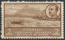 GUINE SPANISH TERRITORY TRANSPORT MARITIME BOAT - Maritime