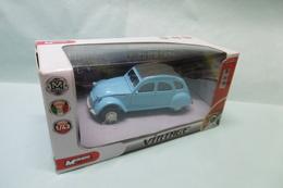 Mondo Motors - CITROEN 2CV 2 CV Bleu Ciel - VINTAGE NBO 1/43 - Other