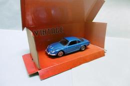 Mondo Motors - RENAULT ALPINE A110 Bleu - VINTAGE NBO 1/43 - Other
