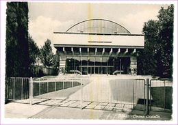 M6741 VENETO Oderzo Treviso Cinema Teatro Viaggiata 1955 - Italia