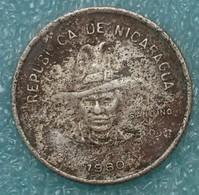 Nicaragua 50 Centavos, 1980 - Nicaragua