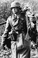 WW2 - Soldat Allemand Au Combat - 1939-45