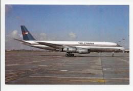 Volcanair (Zaire) - McD Douglas DC-8-55F - 1946-....: Moderne