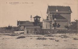 CPA (Le) Cap Ferret - Les Villas (très Beau Plan) - Otros Municipios