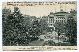 CPA - Carte Postale - Royaume Uni - Leicester Square - 1905 ( CP4316 ) - London