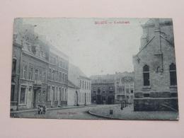 KERKSTRAAT - Bilsen ( Theelen ) Anno 1916 > Rijkevorsel - Geprüft ( Zie Foto's ) ! - Bilzen