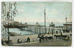 CPA - Carte Postale - Royaume Uni - Brighton - The West Pier - 1906 ( CP4320 ) - London
