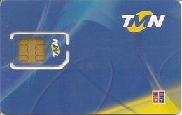 Mobile Phonecard - TMN PT - Portugal - Portugal