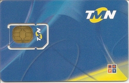 Mobile Phonecard (Gemplus Without Indcation)- TMN PT - Portugal - Portugal