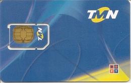 Mobile Phonecard (Gemplus)- TMN PT - Portugal - Portugal